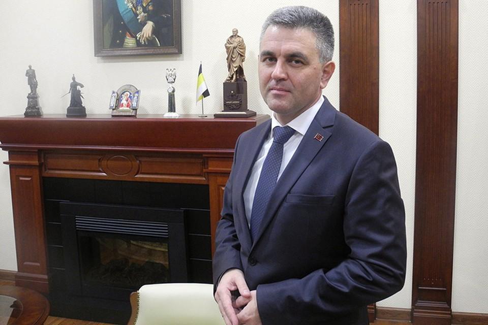 Вадим Красносельский третий президент ПМР за 27 лет