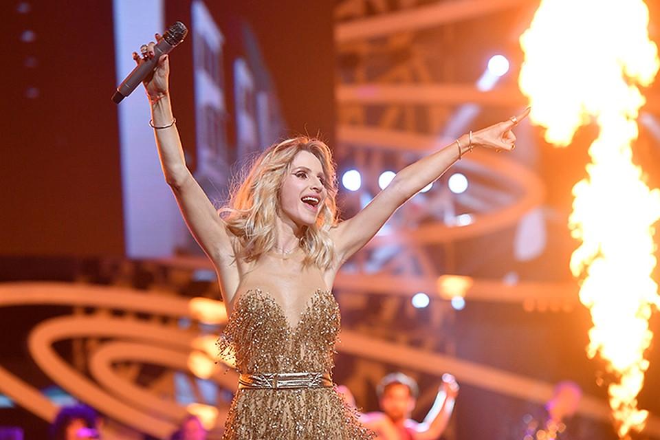 Нет большого секрета в том, что самая популярная певица сейчас - Светлана Лобода