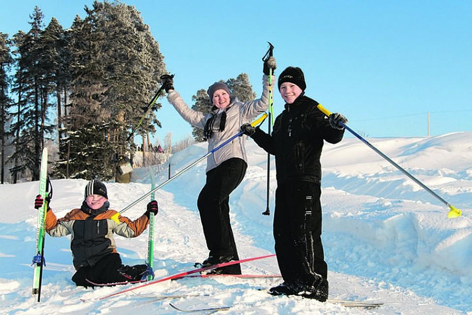 Где в Ижевске можно покататься на лыжах  f94cca9d8d1