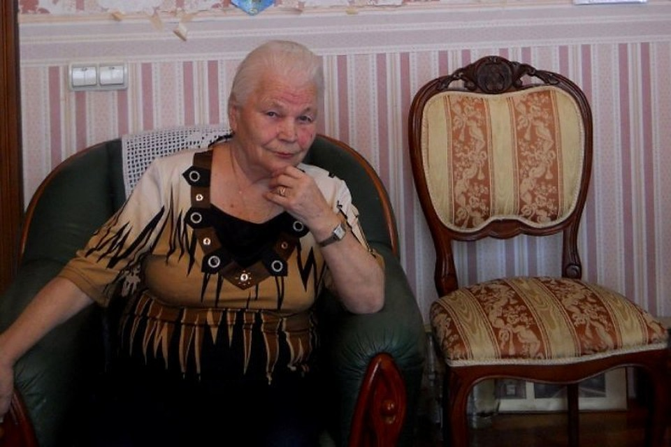 Зоя Петровна Воробьева ушла из жизни на 81-м году