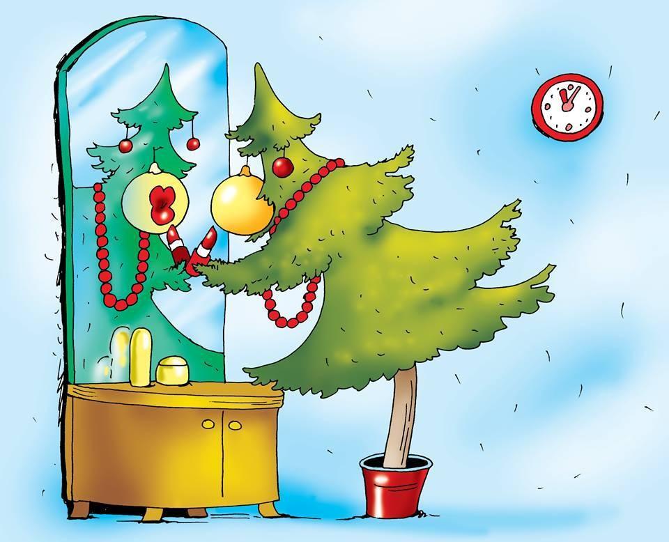 Старый новый год отмечается в ночь с 13 на 14 января.