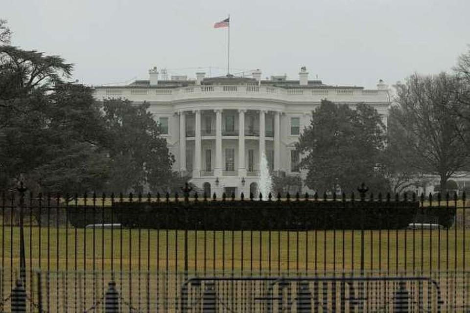 Федеральное правительство США приостановило работу из-за отсутствия финансирования