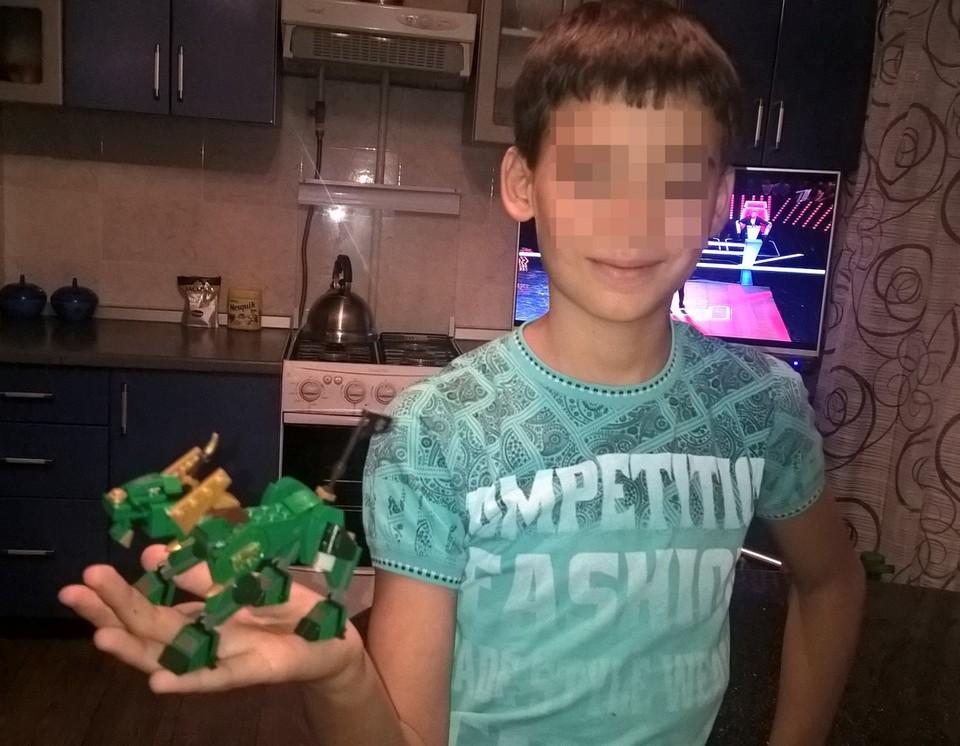 11-летний школьник умер после долгих мучений. Фото: из семейного архива.