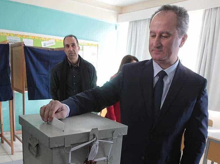 кандидат от АКЕЛ Ставрос Малас