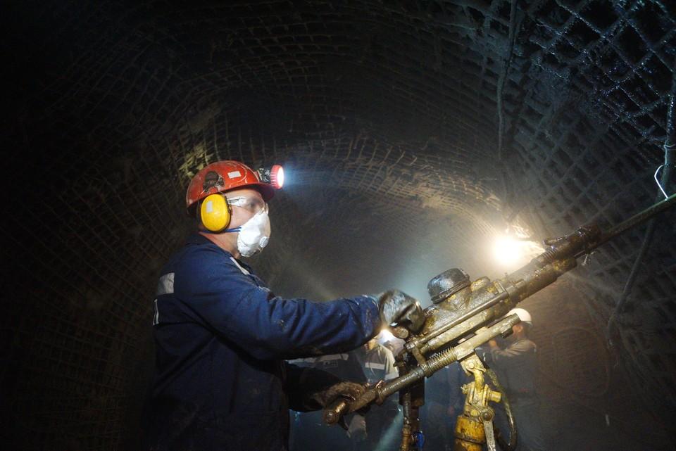В результате инцидента на шахте никто из работников не пострадал