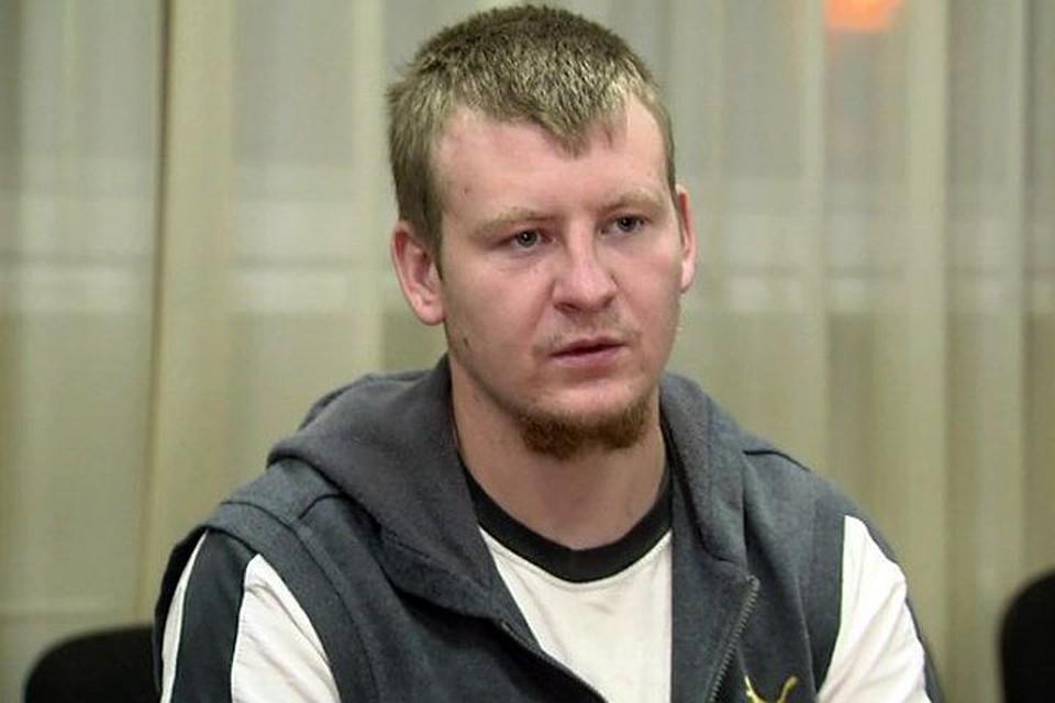 Бывший военнослужащий российской армии Виктор Агеев