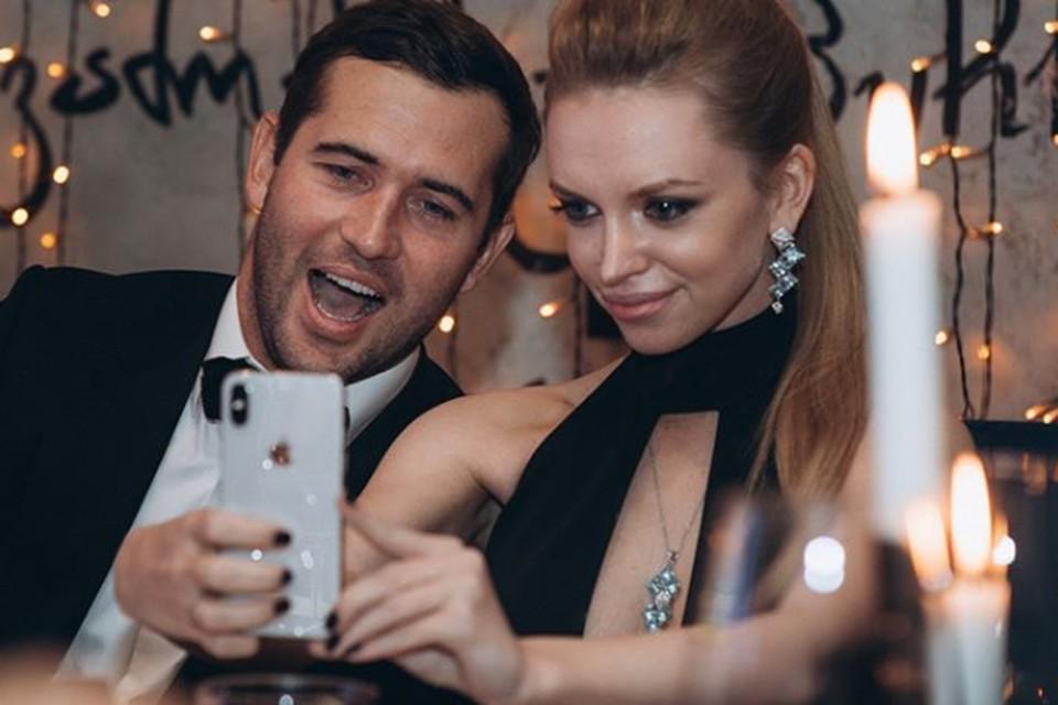 Когда-то счастье Александра и Миланы казалось безоблачным. ФОТО: instagram.com/milana_kerzhakova.