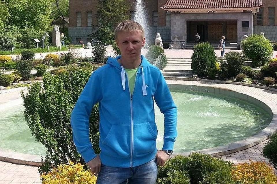 фото с личной страницы Романа Филипова в соцсети.