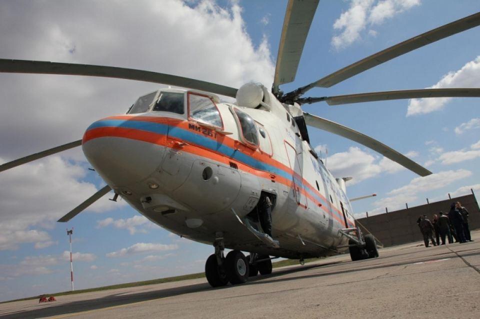 Всего спасатели располагают 200 000 единиц техники. Фото: ЮРЦ МЧС России.
