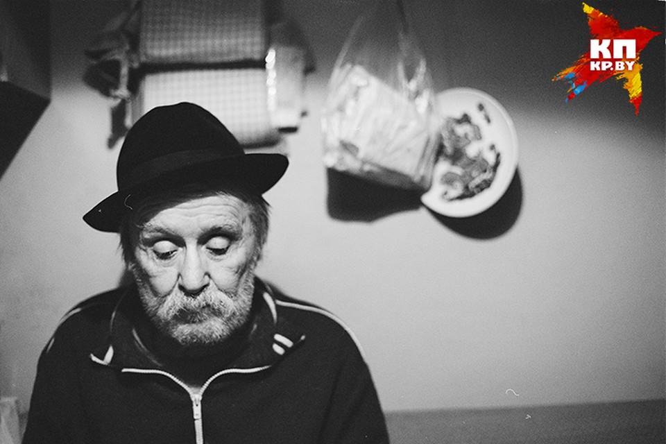 Одна из серии последних фотографий Геннадия Гарбука. Фото: Максим КОРОСТЕЛЕВ