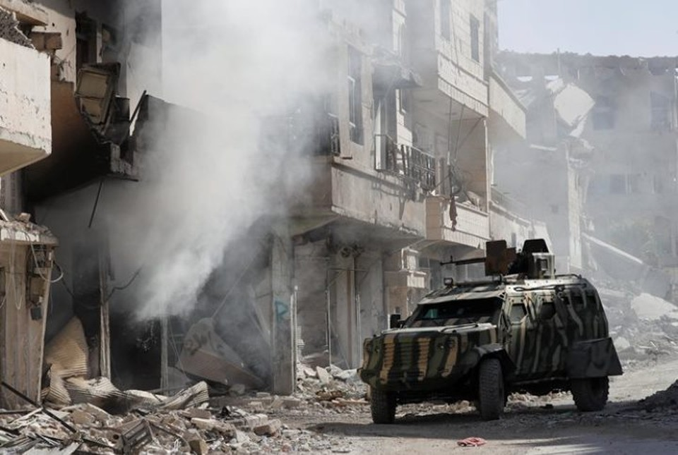 Армия Сирии полностью очистила от террористов провинции Хама, Алеппо и Идлиб