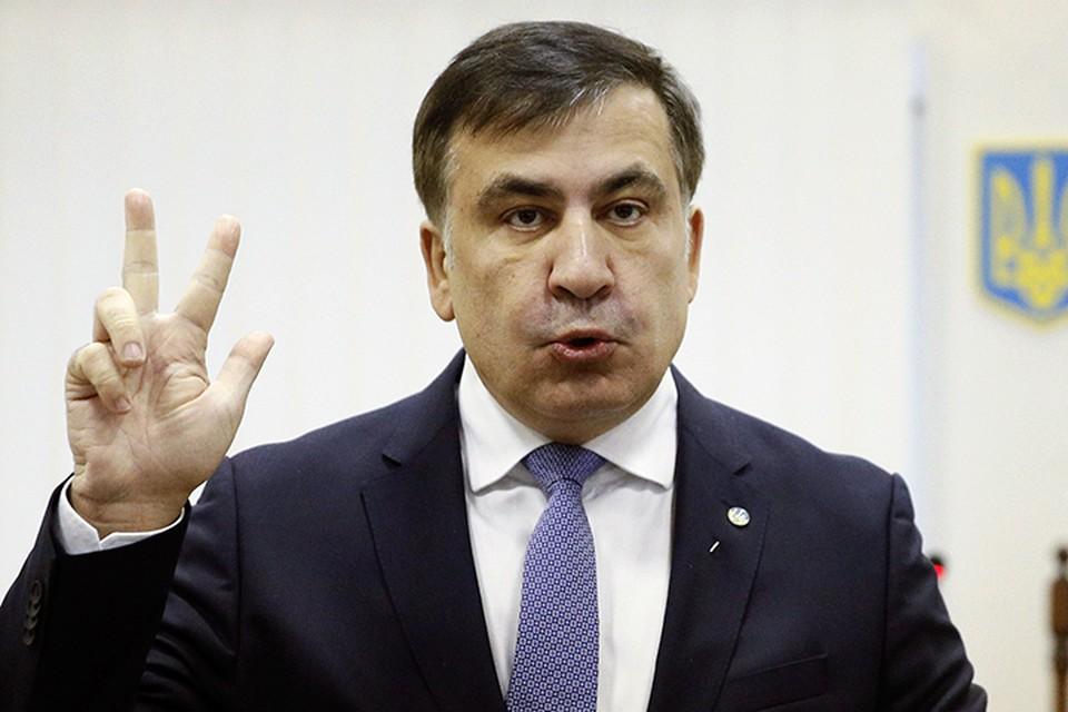 Как говорят сторонники Саакашвили, его намерены депортировать в одну из европейских столиц