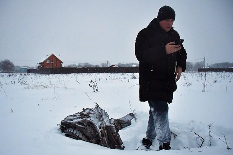 Самолет АН-148, вылетевший из Домодедово в 11 февраля в 14.21 по московскому времени, через пять минут после взлета рухнул в Подмосковье