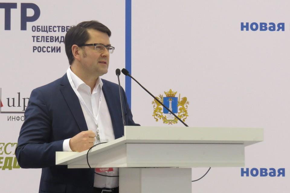 Генеральный директор Агентства по развитию человеческого капитала на Дальнем Востоке Валентин Тимаков.