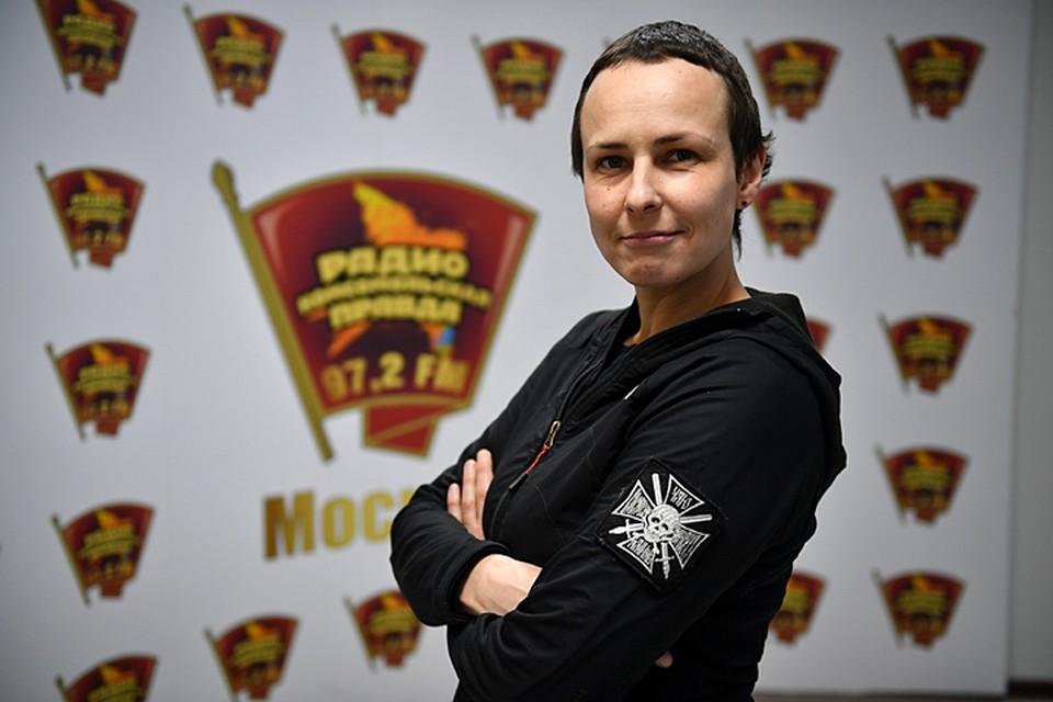 Юлия Чичерина побывала в гостях на Радио «Комсомольская правда»