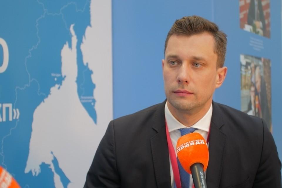 Алексей Калачев, глава ассоциации «Национальное конгресс-бюро»