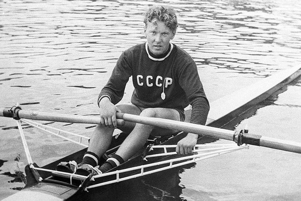 Гребля олимпийский чемпион