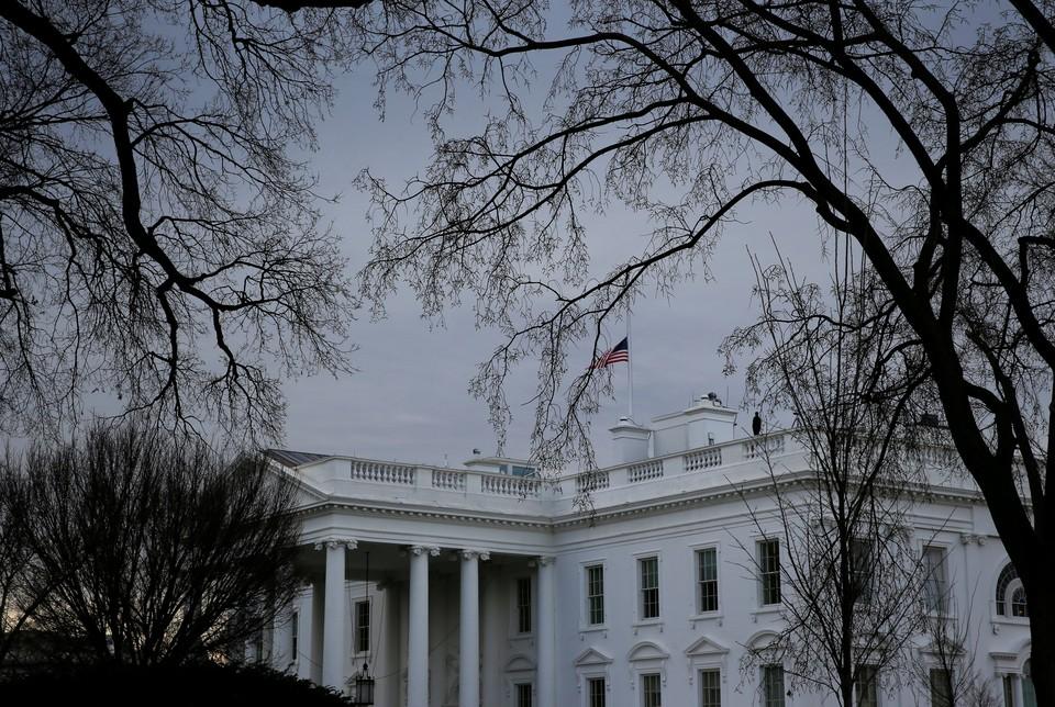 У Белого дома в Вашингтоне прошла акция против оружейного лобби