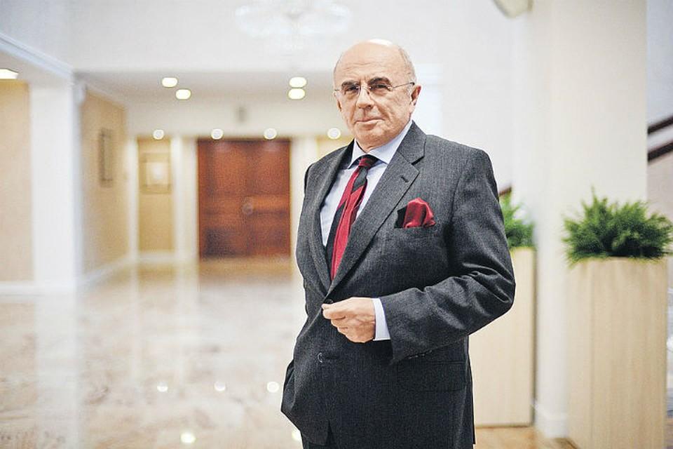 Александр Запесоцкий. ФОТО: архив