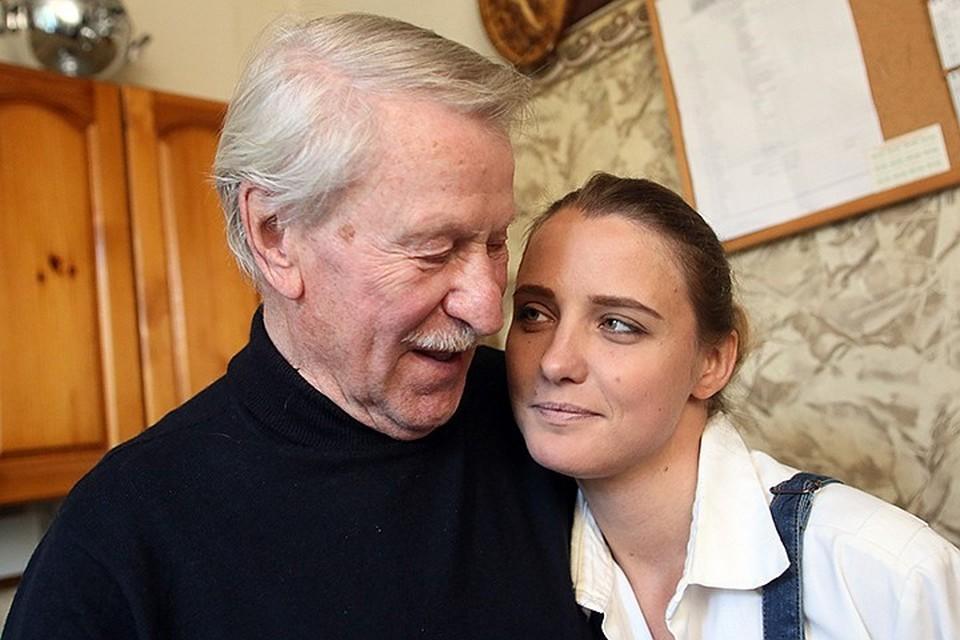 Иван Иванович и его Наташа поженились в 2015 году.