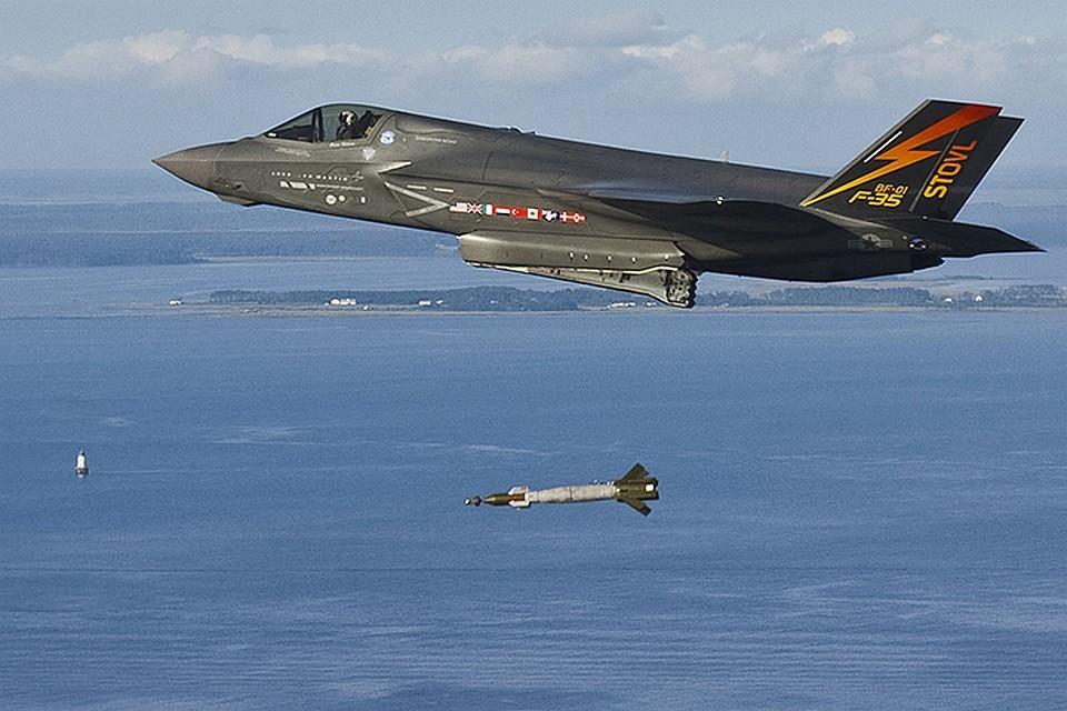За каждый F-35 Пентагон платит около $100 млн