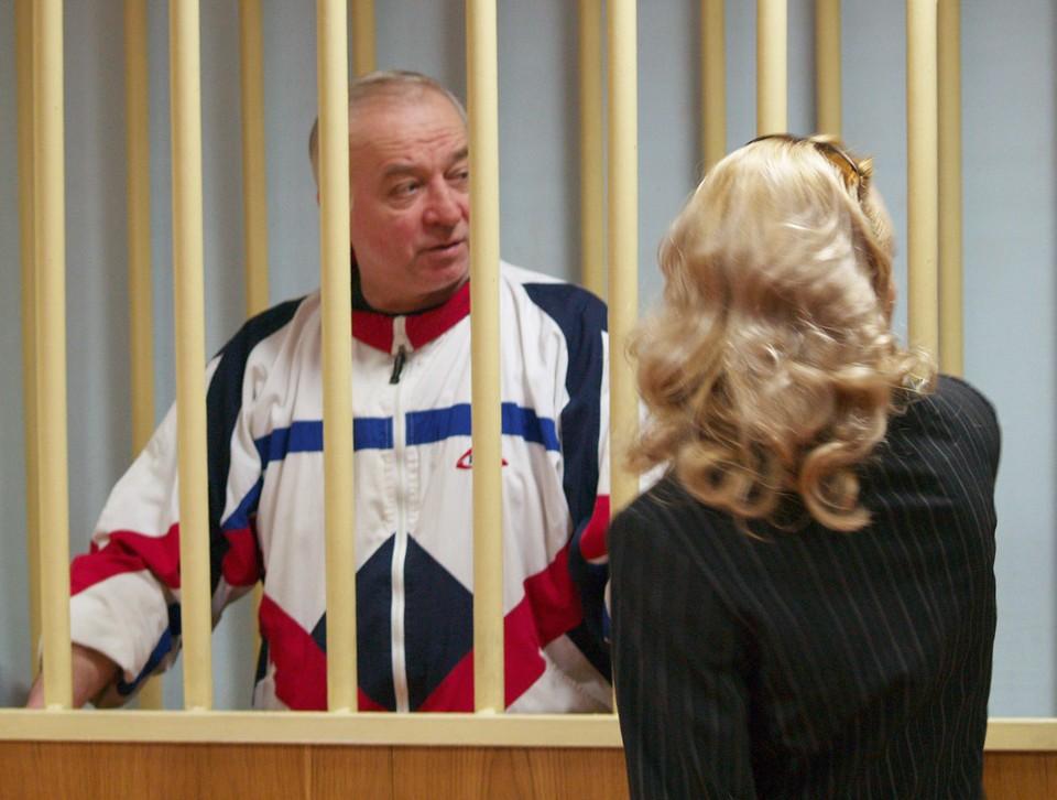 В 2006 году Скрипаль был изобличён и оказался в российской тюрьме. Фото ИТАР-ТАСС/ Пресс-служба Московского окружного военного суда