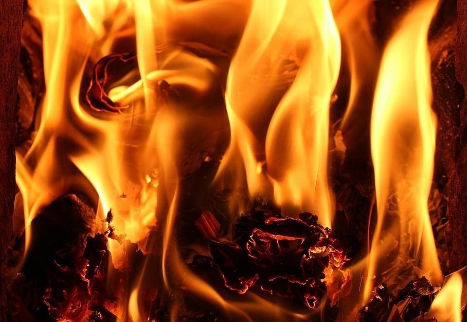Два человека погибли при пожаре в Витебске Фото: pixabay