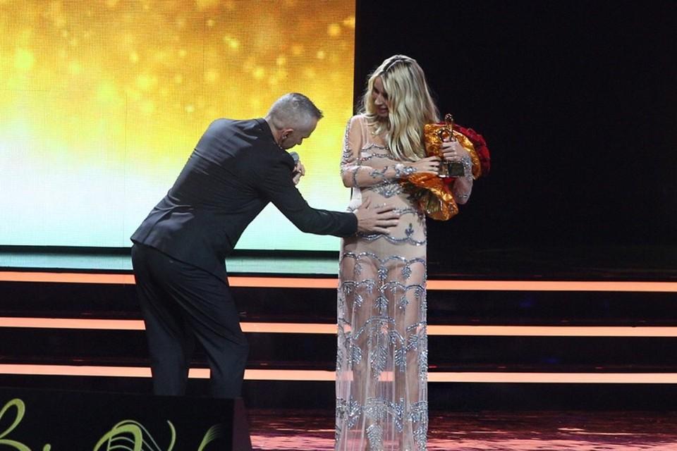 Светлана Лобода стала «Певицей года»