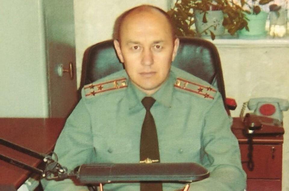 Генерал погиб во время крушения самолета в Сирии Фото: представлено близкими Владимира Еремеева