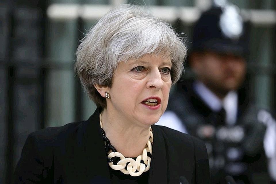 Тереза Мэй: Великобритания вышлет 23 российских дипломата из-за дела «Скрипаля»