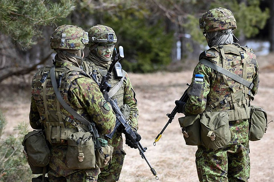 """Результат пошуку зображень за запитом """"Очередные учения НАТО прошли в Эстонии"""""""