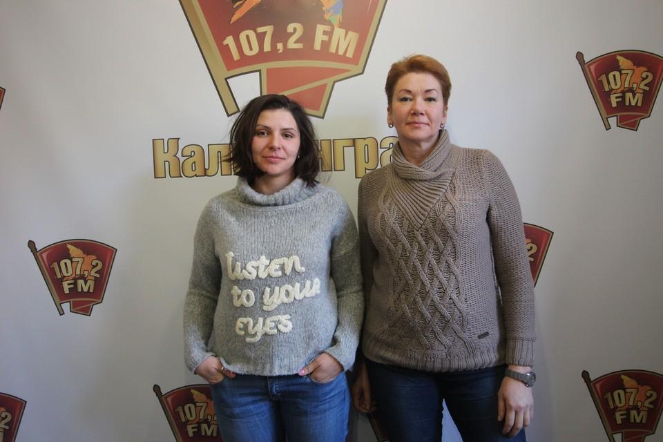 Прямая линия. Екатерина Ублинская и Наталья Галяс