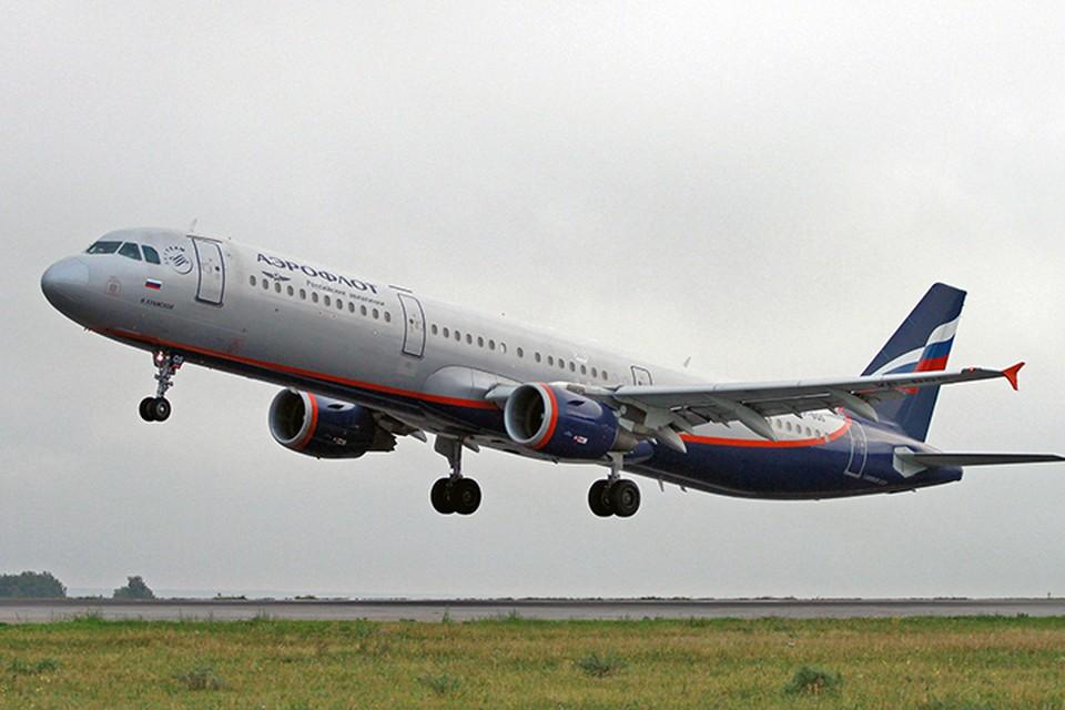 """Первый лайнер А320 стартует из """"Шереметьево"""" 11 апреля, рейсы будут выполняться три раза в неделю"""