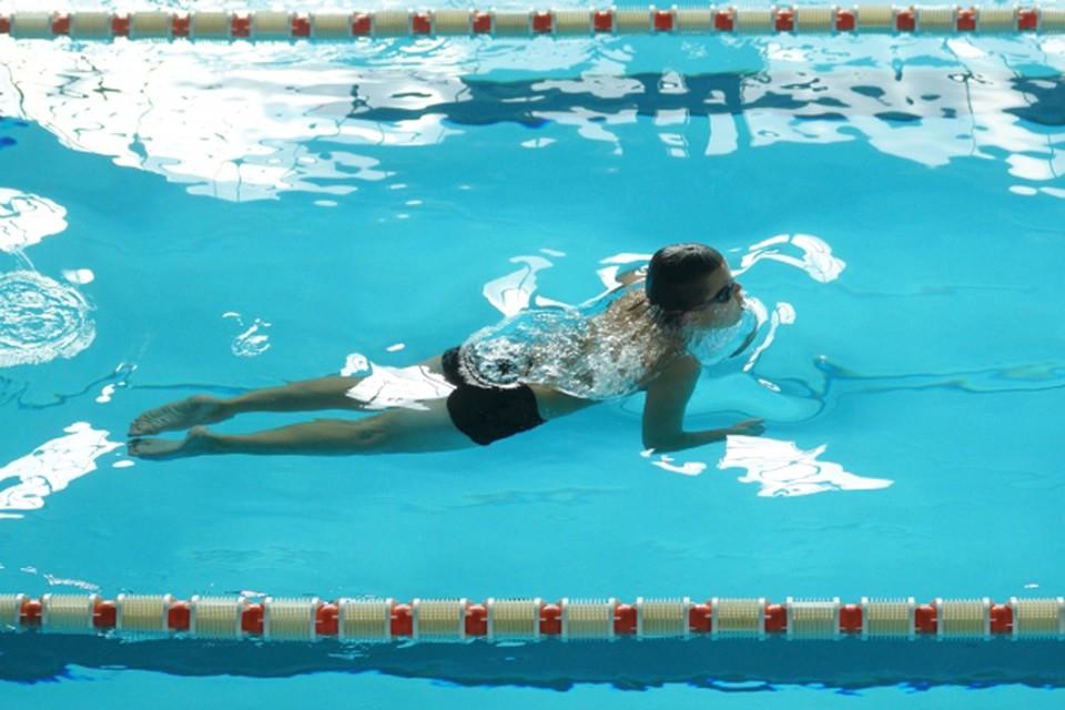 Подпись к фото: Вода укрепляет нервную систему, улучшает пищеварение и делает сон крепким. Фото предоставлено благотворительным центром «Радуга»