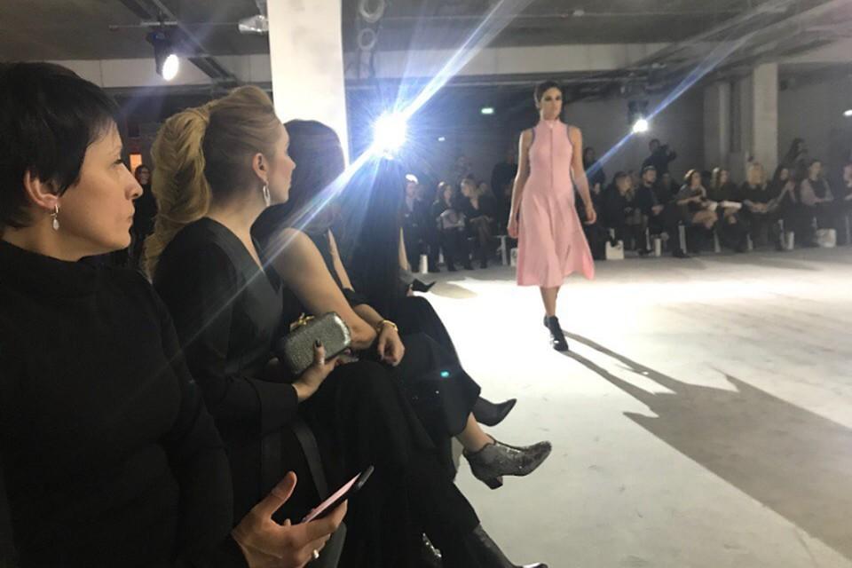 Искусство и технологии объединились на модном показе в Хабаровске