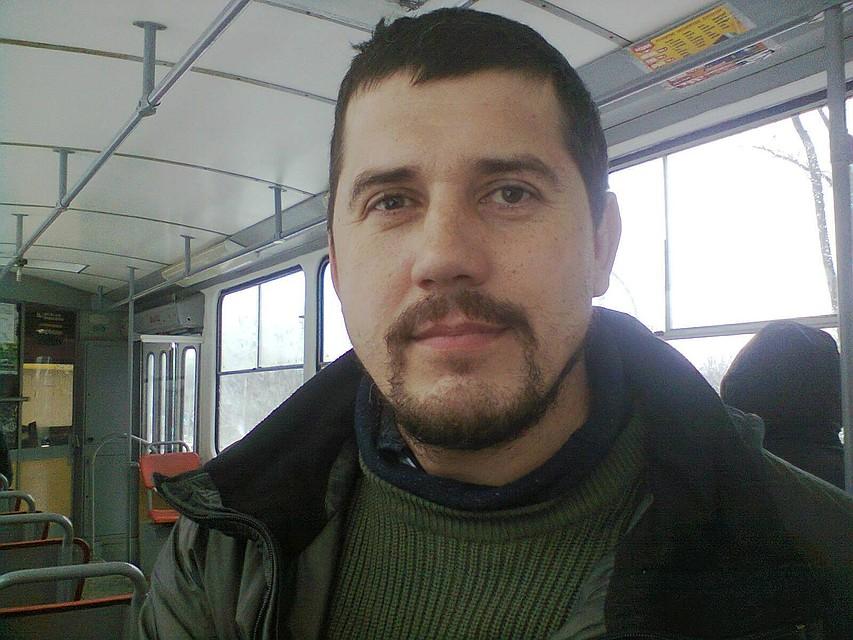 Скромный герой - Николай Гизун. Фото: архив героя публикации