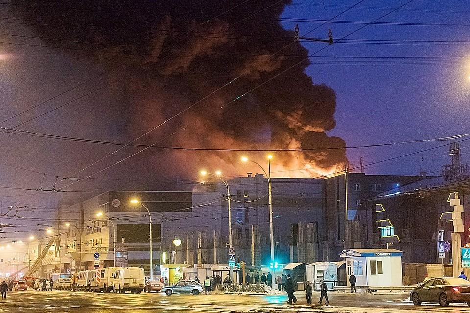 Эксперт  В Петербурге есть торговые центры, которые, скорей всего, ни разу  не проверяли пожарные a8345c3ce5f