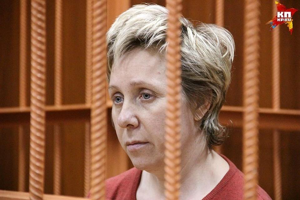 В Кемерове идет суд над Надеждой Судденок, решается вопрос о её аресте