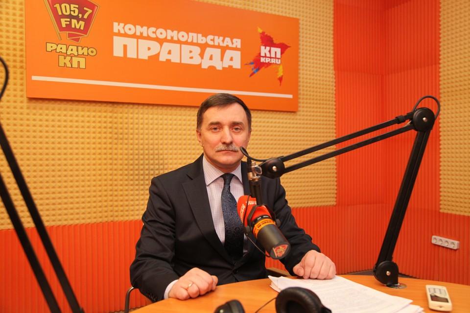 Председатель ставропольского краевого суда Евгений Кузин
