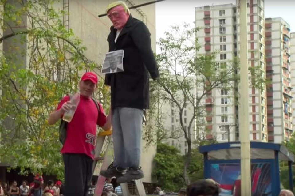 Фото: кадр из видео RT