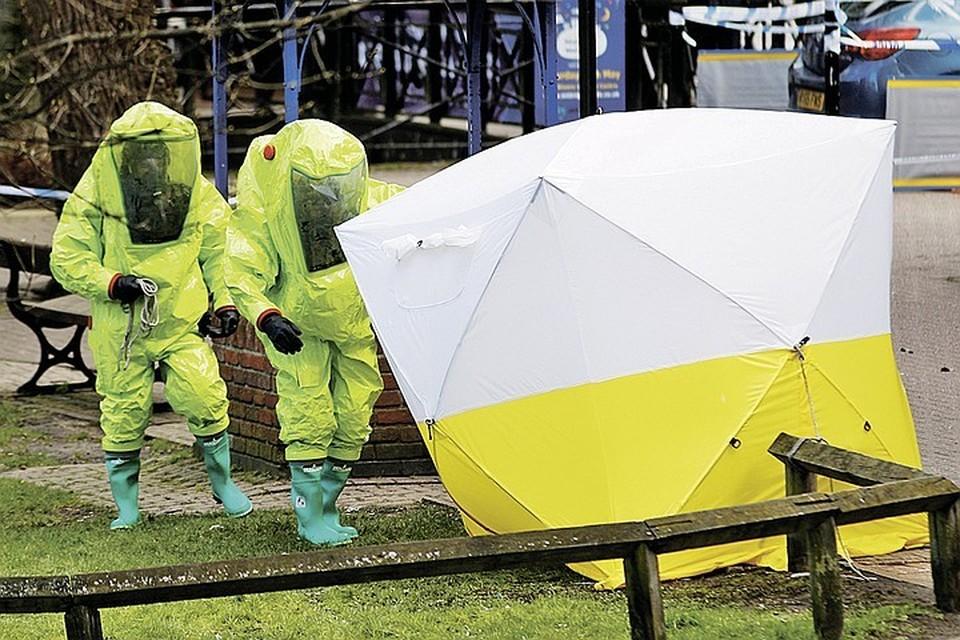Москва не примет итогов расследования «дела Скрипаля» без участия российских экспертов