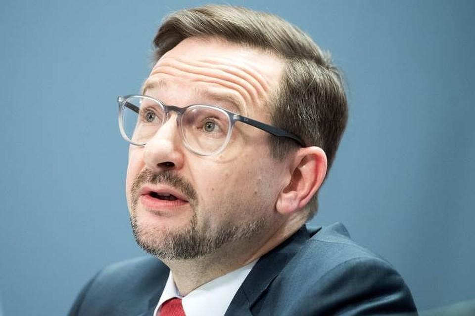 Генеральный секретарь Организации по безопасности и сотрудничеству в Европе (ОБСЕ) Томас Гремингер