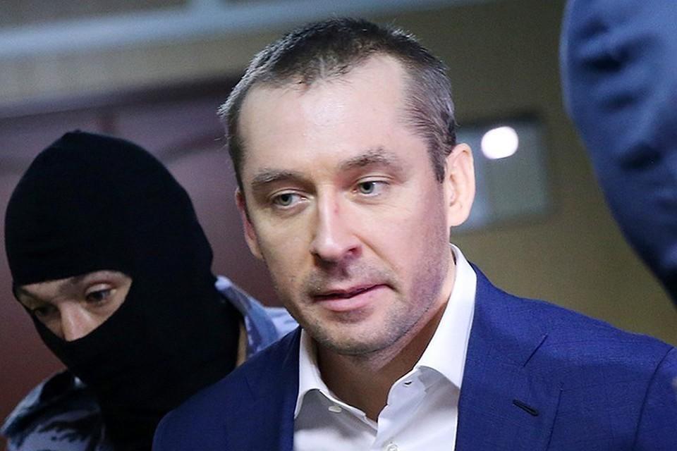 Дмитрий Захарченко находится под стражей с сентября 2016 года. Фото: Антон Новодережкин/ТАСС