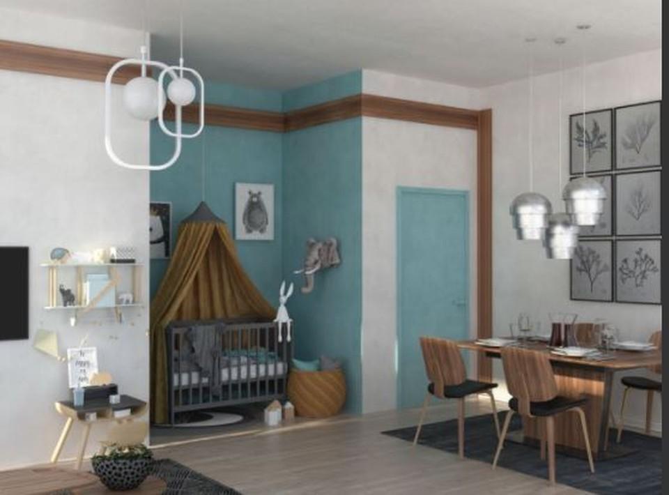 ФОТО: Студия архитектуры и дизайна «МАРИ БЕЛЬ»
