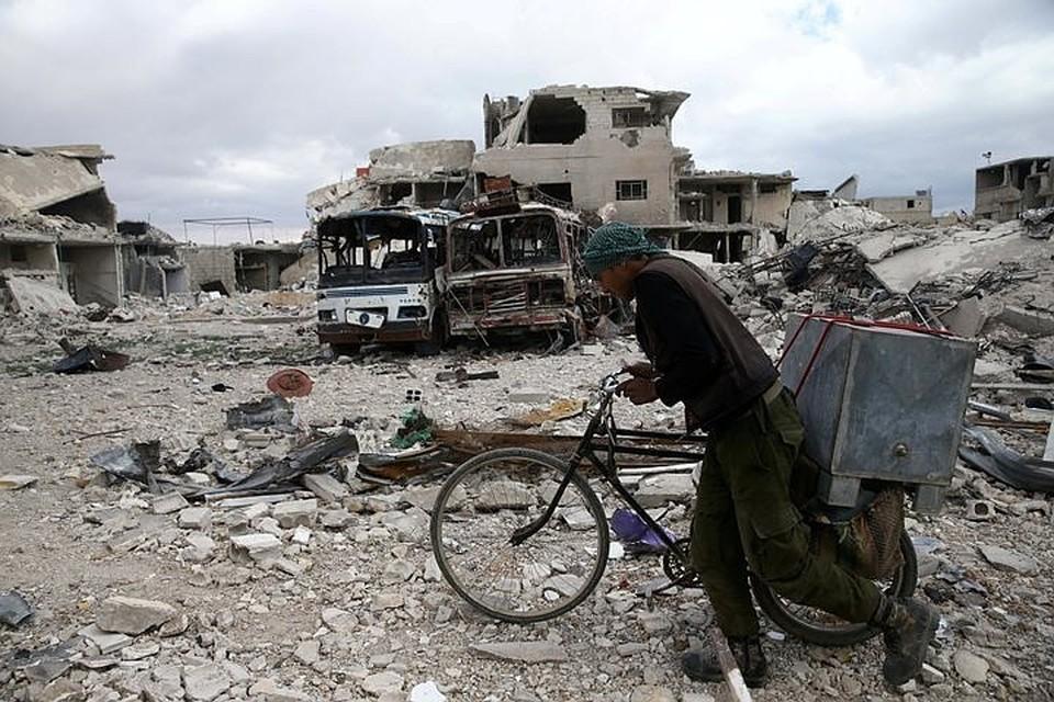 В Минобороны РФ рассказали о ситуации в сирийских зонах деэскалации