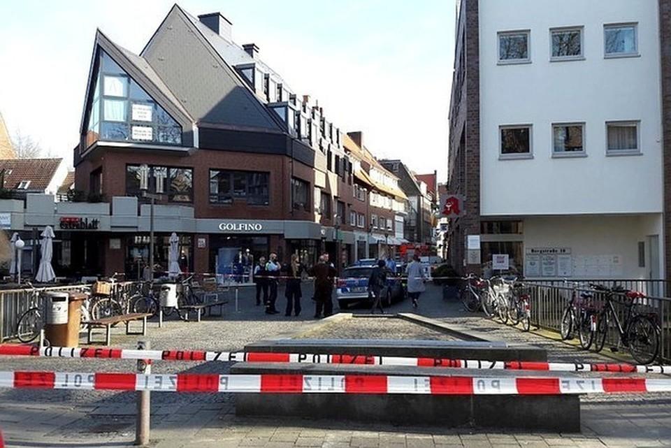 Немецкие правоохранители пока не установили причины трагедии в Мюнстере