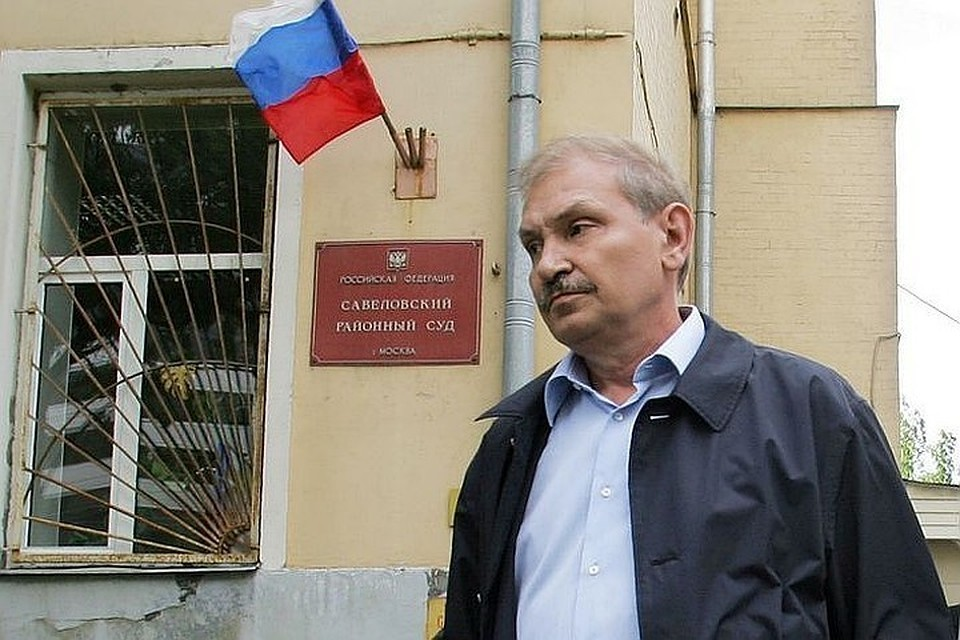 Николай Глушков в 2006 году. Фото: Виталий Белоусов/ТАСС