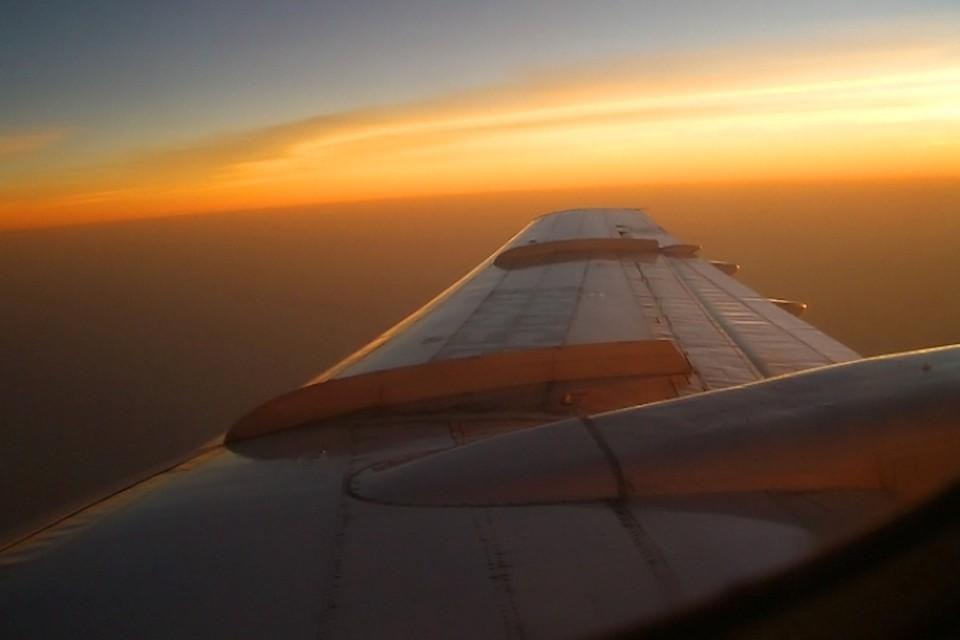 Из Москвы в Каир вылетел первый рейс «Аэрофлота»