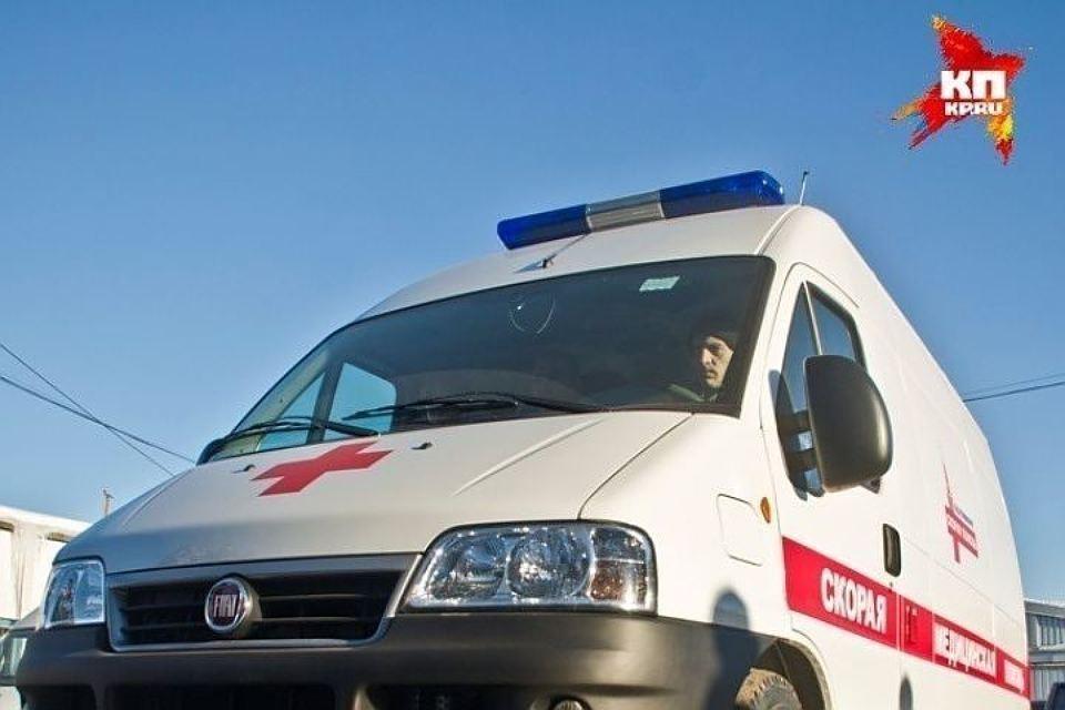 Два ребенка и женщина попали в больницу после наезда пьяного водителя
