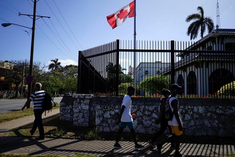 Посольство Канады на Кубе
